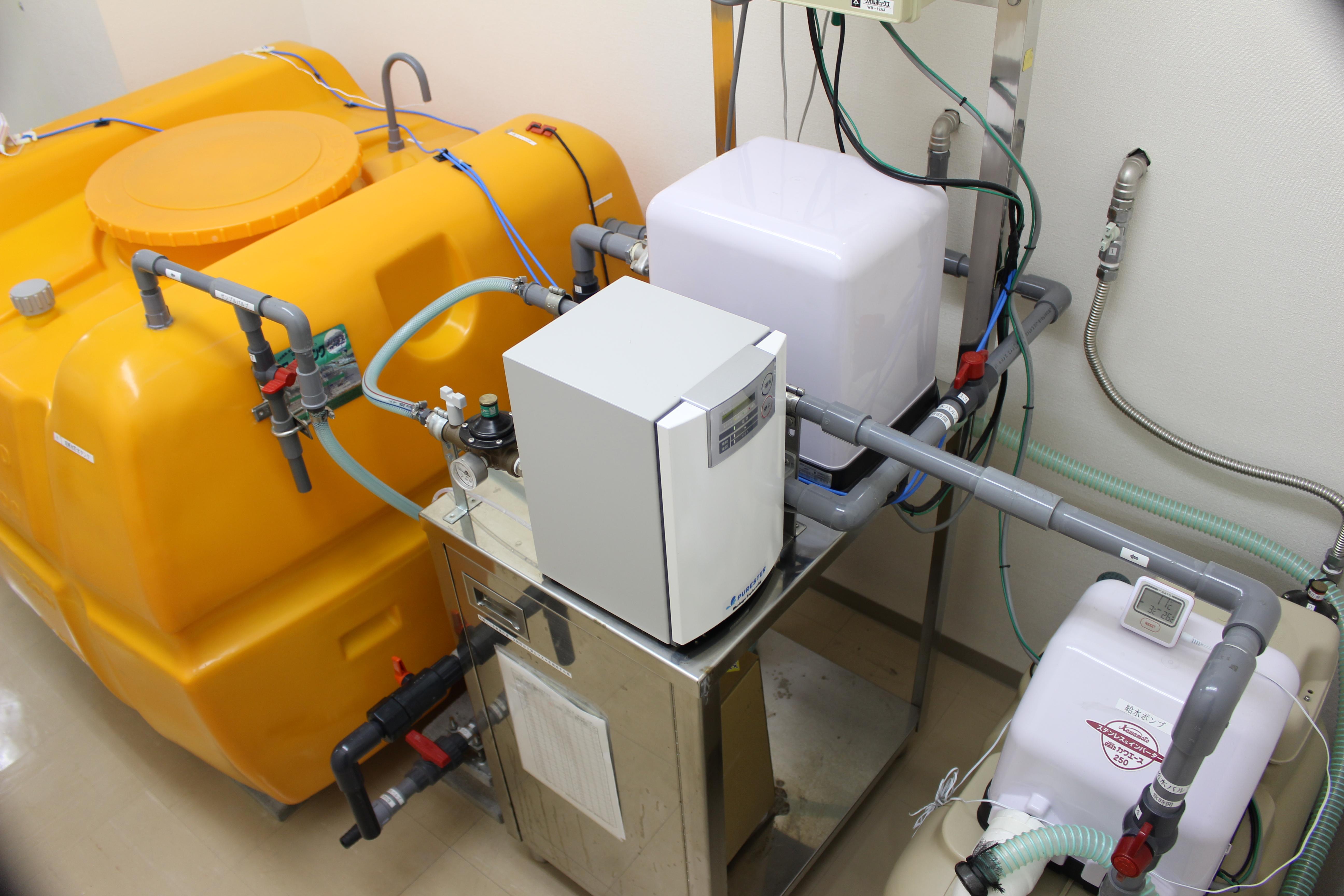 微酸性電解水発生装置